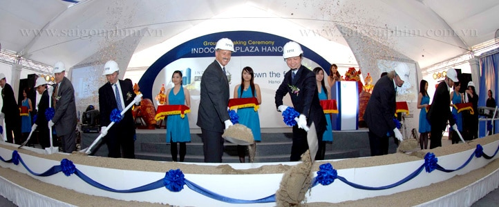 Chup hinh le khoi cong www.saigonphim.vn www.saigonphim.com.vn
