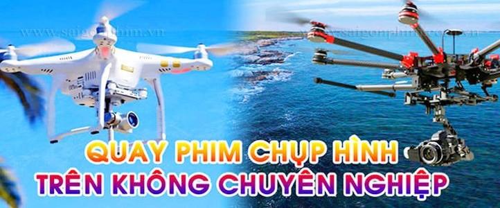 Dịch vụ quay phim, chụp hình bằng Flycam