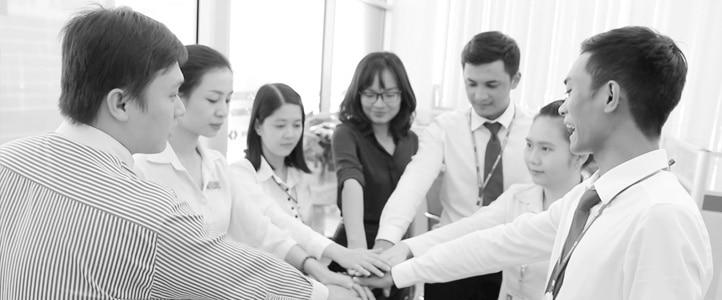 Quay phim tu lieu Techcombank Thang Loi