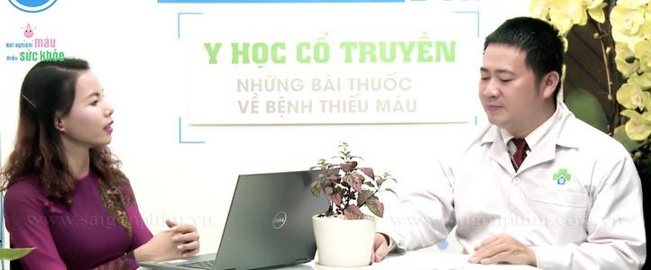 Live Stream talkshow cac bai thuoc dong y ve benh thie mau www.saigonphim.com.vn