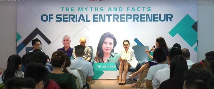 Live Stream The MYTHS and FACTS of Serial Entrepreneurs www.saigonphim.vn www.saigonphim.com.vn