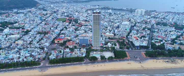 San xuat phim du an TMS Luxury Hotel & Residences Qui Nhon Dich vu quay phim, dich vu live stream saigonphim.com.vn