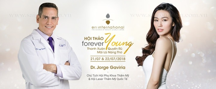 Live Stream Hội thảo: Forever Young – Eri International