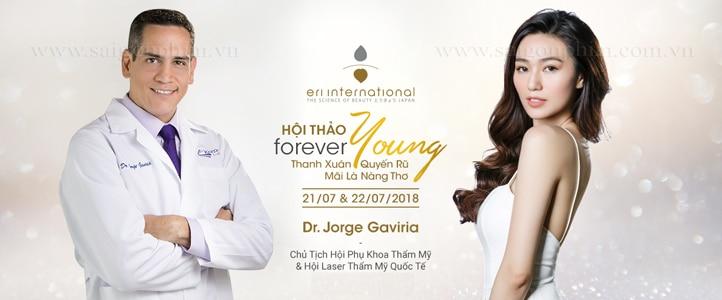 Live Stream Hội thảo Forever Young - Eri International saigonphim.com.vn
