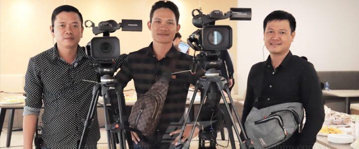Dịch vụ quay film sự kiện
