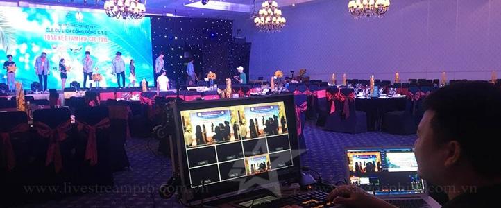 Live Stream sự kiện Gala CLB du lịch cộng đồng CTC www.saigonphim.com.vn