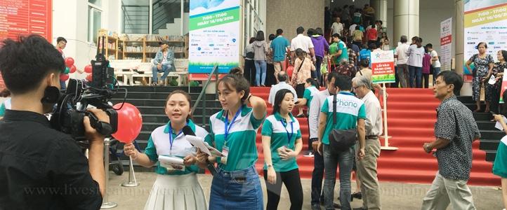 Live Stream sự kiện Ngày hội sức khỏe gia đình saigonphim.com.vn
