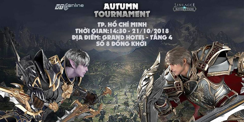 Live Stream sự kiện Offline Lineage 2 Revolution tại Tp. Hồ Chí Minh www.saigonphim.com.vn www.livestreampro.com.vn