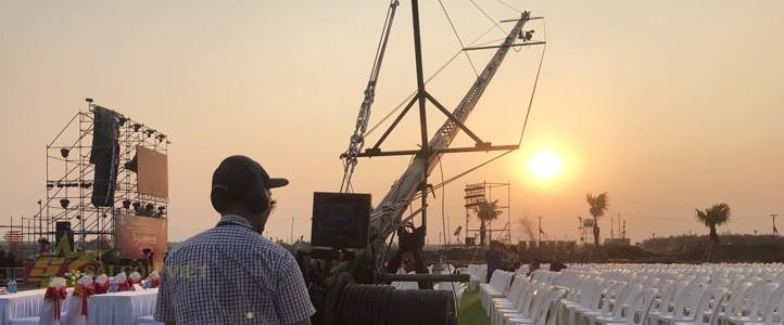 Dịch vụ quay phim sự kiện hàng đầu TPHCM