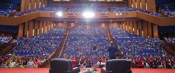 Dịch vụ quay phim sự kiện tại Hà Nội